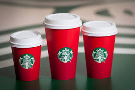 Cup Design by The First Look At Starbucks Red Holiday Cups For 2015 Starbucks