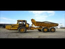 volvo haul trucks for sale volvo a20 6x6 articulated haul truck for sale sold at auction