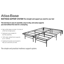 Steel King Bed Frame by Bed Frame Youtube Center King Bed Frame Support For Wood Rails