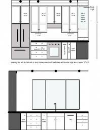 Kitchen Cabinets Measurements by Standard Kitchen Cabinet Sizes Plan Design Latest Standard