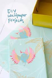 wallpaper craft pinterest some fantastic ideas here diy wallpaper projects kootut murut
