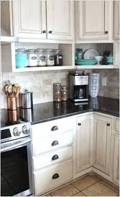 shelves storage under kitchen cabinets kitchen cabinet glass