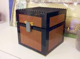 lego minecraft chest minecraft bedroom pinterest lego