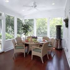 dc metro screened porch pictures traditional with wicker dining