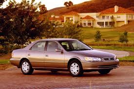 toyota camry 1997 price 2001 toyota camry overview cars com