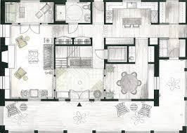 Floor Plans With Porches by Layout Design Of Bungalows Bungalow Design Bungalow Floor Plans