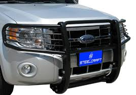 2010 dodge ram 1500 brush guard steelcraft ford escape black powdercoat grille guard