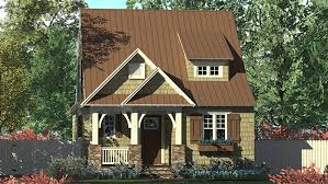 cabin style home plans bungalow cottage house plans builderhouseplans com