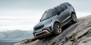 land rover australian 2019 land rover discovery svx revealed due in australia late 2018
