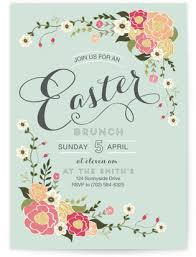 brunch party invitations easter party invitations party decor minted