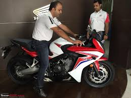 honda cbr rate in india honda cbr 650f launched in india at rs 7 3 lakh page 4 team bhp