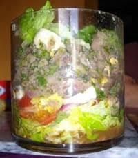 cuisiner foie de volaille salade verte au foie de volaille recette iterroir