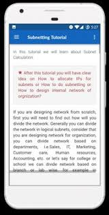 subnetting tutorial for beginners subnetting practice apk download free tools app for android