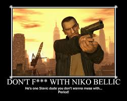 Meme And Niko - don t f with niko bellic by volts48 on deviantart