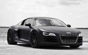 Audi R8 Faze Rain - audi r8 crash black