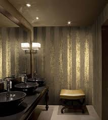 wallpaper designs for bathroom the 25 best striped wallpaper ideas on grey wallpaper