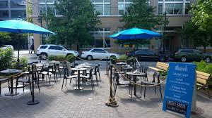 evado pr news events restaurant patios that shine this summer