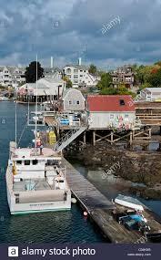 Badger Weathervane Lobster Shacks Badger U0027s Island Kittery Maine Me Usa Stock