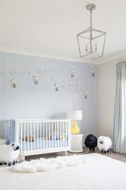 White Nursery Decor Air Balloon Nursery Decor Design Ideas