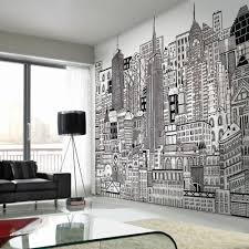 add cityscape wallpaper your home graham u0026 brown