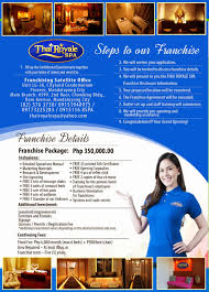 thai royale spa an affordable massage and spa franchise in the