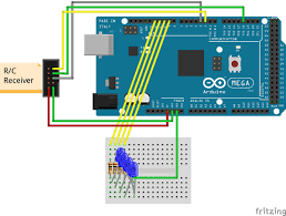 how to use an r c controller with arduino and simulink makerzone