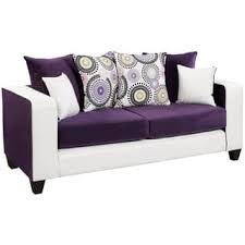 Purple Sofa Bed Purple Sofas Couches For Less Overstock
