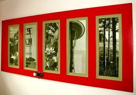 Red Door Home Decor 30 Modern Wall Decor Ideas Recycling Old Wood Doors For Unique