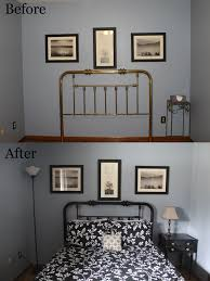 Bedroom Before And After Painting Refinished Furniture The Project Board