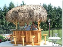 Backyard Tiki Bar Ideas Outdoor Tiki Bar Stools Loverelationshipsanddating Com
