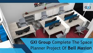 space planner gxi group complete the space planner project of bell masion gxi