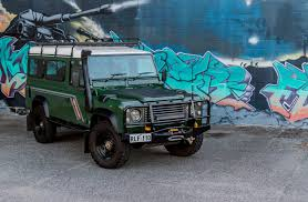 army green range rover 300tdi defender rebuilt loaded 4x4