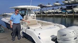 2017 boston whaler 330 outrage boat for sale at marinemax sarasota