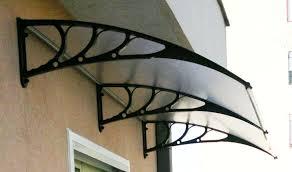 pensilina tettoia in policarbonato plexiglass pensiline in policarbonato prezzi avec vendita per esterni brescia