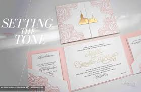 invitations save the dates and thank you cards for a luxury wedding