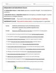 clause worksheet 93 free defining non defining clauses
