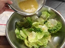 green salad for thanksgiving simple vinaigrette recipe serious eats