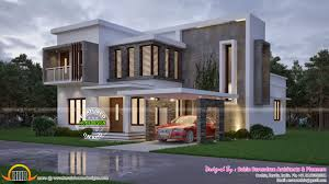 contemporary 240 sq yd home kerala home design and floor plans