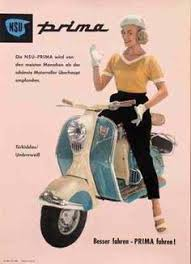 nsu prima scooters scoot away pinterest scooters vespa and