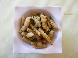 cuisiner les crosnes crosnes sautés à la moutarde diet délices recettes dietétiques