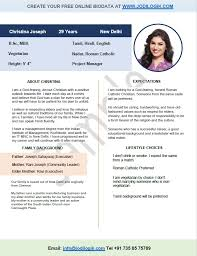 9 sample biodata format for marriage with bonus writing tips