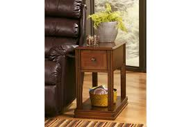 Chair Side Table With Storage Breegin Chairside End Table Ashley Furniture Homestore