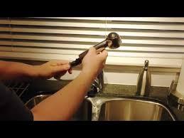 cleaning kitchen faucet moen kitchen faucet cleaning the sediment traps
