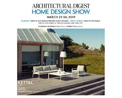 architectural digest home design show in new york city architectural digest home design show karkula new york