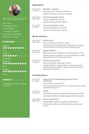 Resume Templates For Receptionist Receptionist Resume Sles Visualcv Resume Sles Database