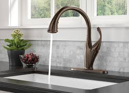faucet sink kitchen how to choose your kitchen sink faucet riverbend home