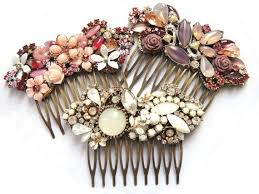 vintage hair combs the 25 best vintage hair accessories ideas on bridal