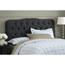 padded headboard queen tufted arch upholstered headboard size king
