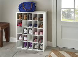 closetmaid 25 compartment 25 pair shoe rack u0026 reviews wayfair
