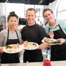 cours de cuisine sushi breakthrough sushi 502 photos 44 avis cours de cuisine 100